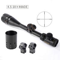 Shooter Tactical ST 4.5 18x44AOE Rifle Scope With Light For Outdoor Hunting Shooting OS1 0352