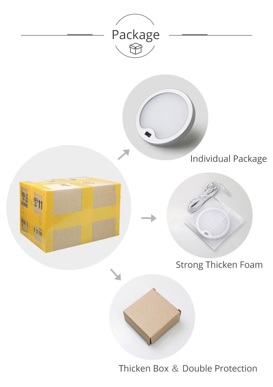 SMD2835 LED Chips PIR Sensor Lamp Kitchen Wardrobe Closet Motion Sensor 12V DC Under Cabinet Lights 3W Cabinet Night Lighting (4)