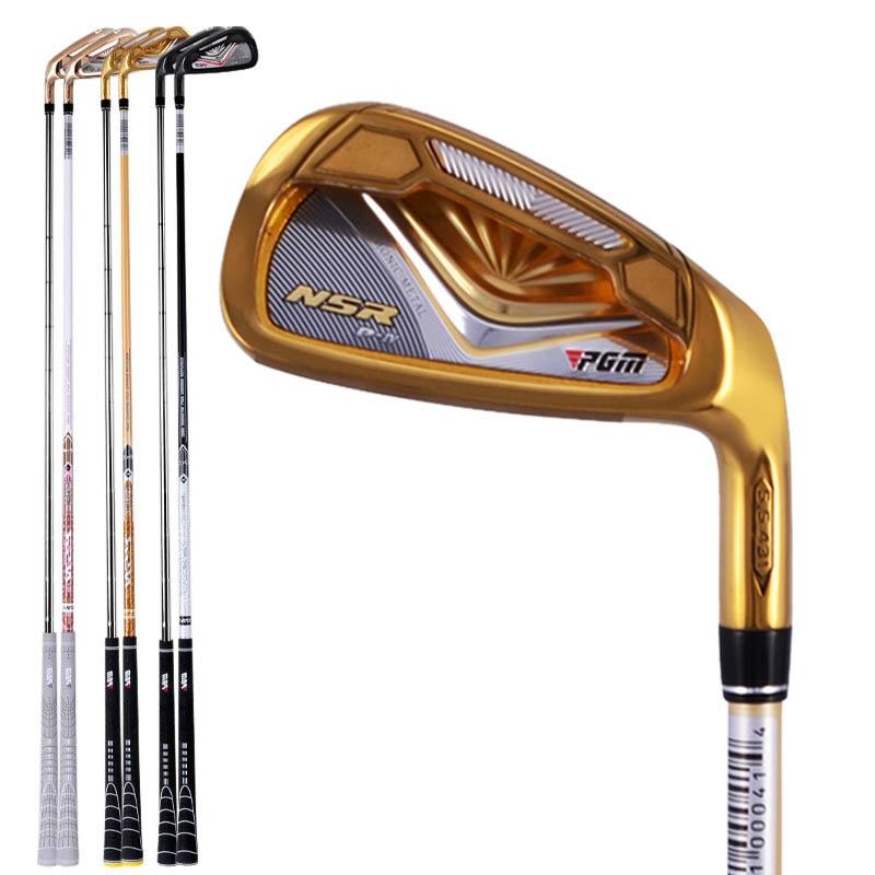 Golf 7NSR Irons Latest Golf Clubs Carbon Stainless Steel Iron Golfing Traning Equipment For Men Women Putter Chipper Mallet