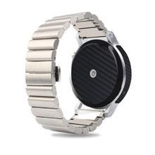 Хорошие Продажа Нержавеющей Стали Смотреть Ремешок Бабочка Пряжка Для Motorola Moto 360 Смарт Часы + Инструмент 8 Июля