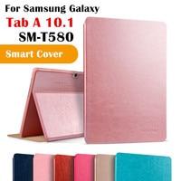KAKU Tab a6 10.1 Magent Lật Bìa Cho Samsung Galaxy Tab 10.1 Một T580 T585 10.1