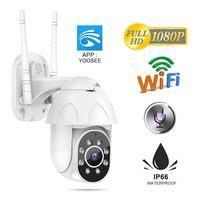 ZILNK IP Camera WiFi Outdoor 2MP 1080P IR Wireless PTZ Security Cameras Onvif H.265 Network CCTV IP Cam Home Surveillance Yoosee