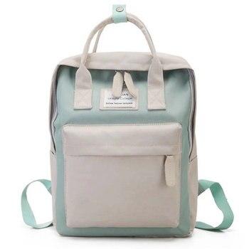 New Design Fashion Backpack Women Kids School Bag Backpack Leisure Korean Ladies Backpack Laptop Travel Bags for School Teenager
