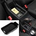 Центральный Подлокотник Бардачок Для Хранения Контейнере, Поддоне Коробка Чехол Для Audi Q3