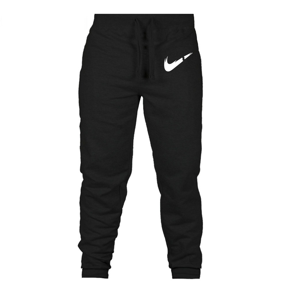 Men Joggers Sweatpants Bodybuilding-Pants Winter High-Quality Clothing Trousers Gyms