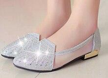 Free shipping women's fashion shoes flat shoes large size 36-40 (EUR) female ballet shoes women flats women sandals