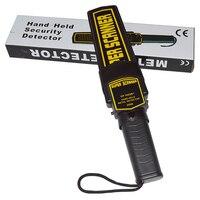GP 3003B1 Hohe Empfindlichkeit Tragbare Handheld Metall Detektor Für Körper Sicherheit Scanner!-in Metalldetektoren aus Sicherheit und Schutz bei