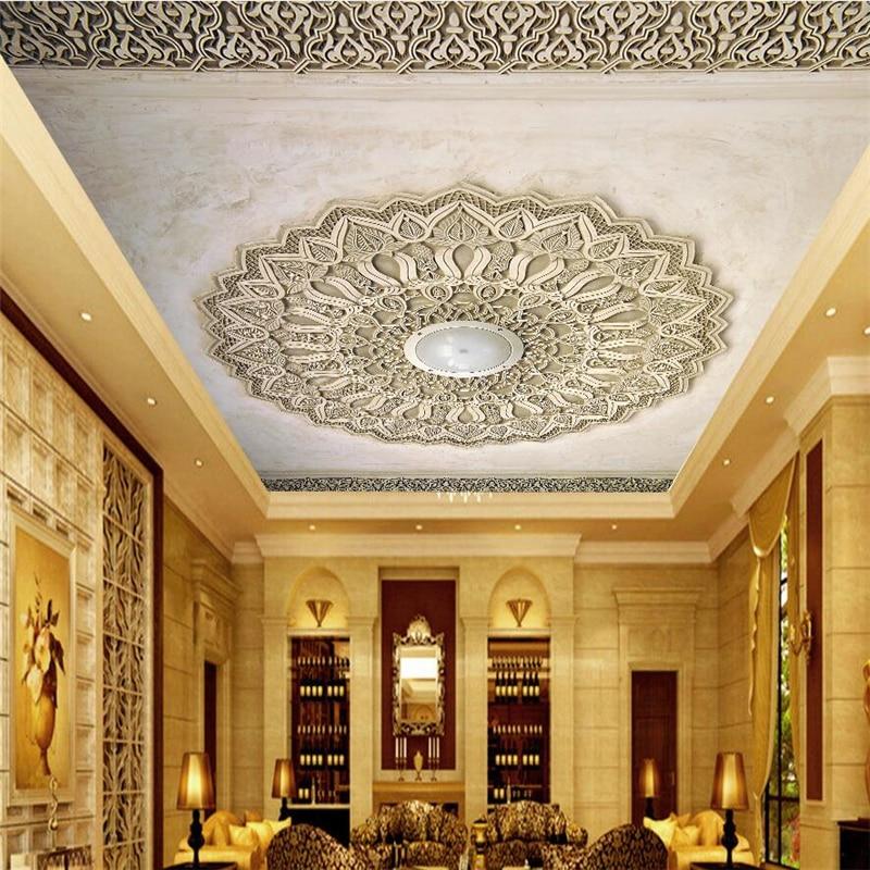 Gipsplaten plafond prijs per m2 for Behang per m2