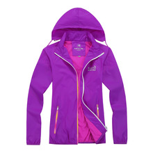 Spring Autumn Hooded Jacket Women Fashion Thin Windbreaker Zipper Women Basic Coats jaqueta feminina #151298W