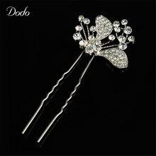 Diseño simple de la vendimia hermosa mariposa de cristal austriaco pelo  Peines mujeres clip headwear boda prom joyería novias bi. a1746436c388
