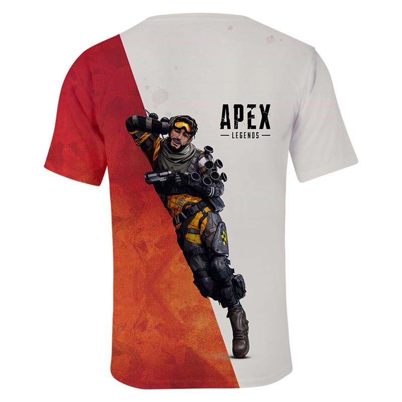 660b899713443 Apex Legends shirt - Short sleeved Apex Legends shirt for men