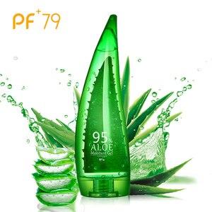 PF79 260ml 95% Aloe Moisture Gel Aloe Vera Gel Skin Care Face Oil Control Acne Treatment Anti Aging Whitening Moisturizing