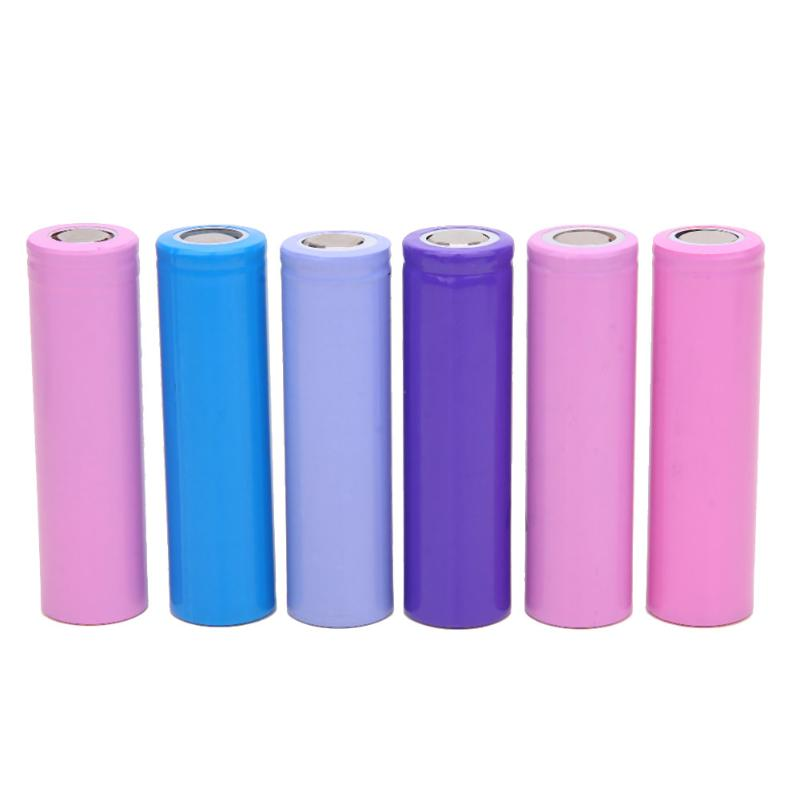 1pc 2200mAH 3.8V 18650 Charge Battery Rechargeable Li-ion Battery for USB Power Bank Digital Devices Charge Battery