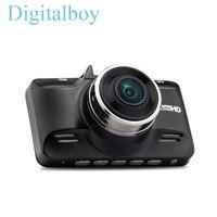 Ambarella Chip Car DVR Camera Video Recorder 2304 1296P FHD 2 7 Inch LCD 170 Degree