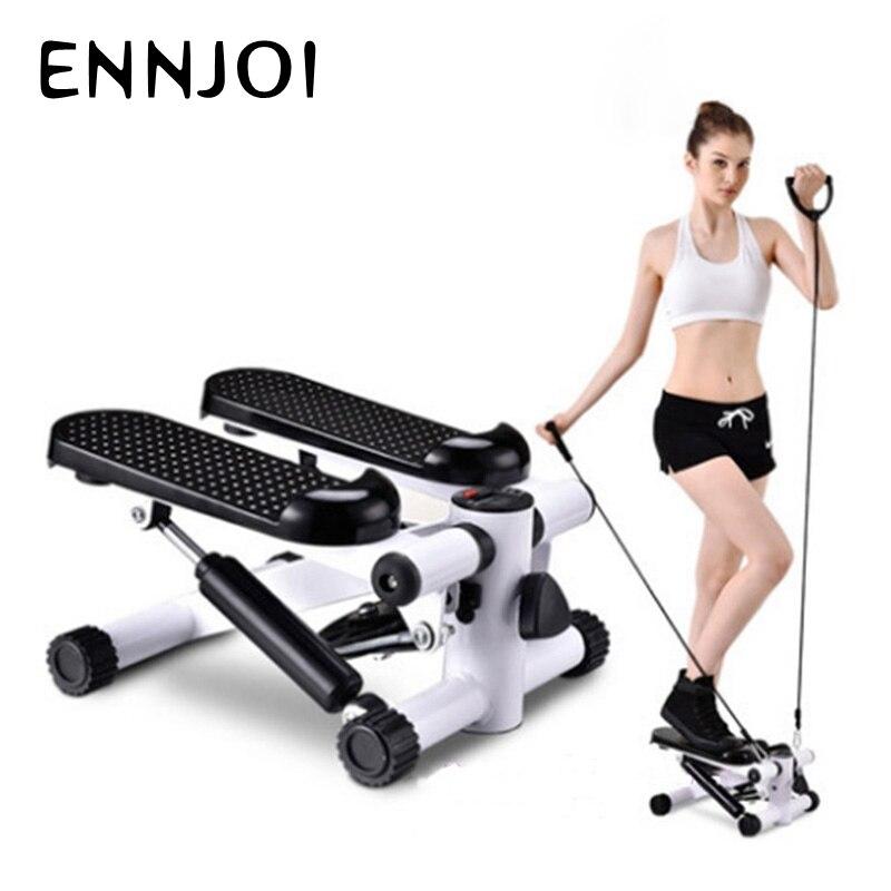 Équipé calme tapis roulant à la maison mini perdre du poids multifonctionnel pédale équipement de conditionnement physique Steppers