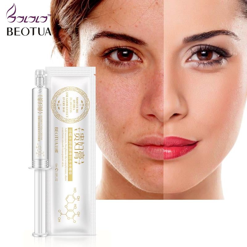 Anti-Falten Anti Aging Hyaluronsäure + Collagen Injection Gesicht Serum Flüssigkeit Strumpfhosen Facail Essenz Feuchtigkeitsspendende Bleaching