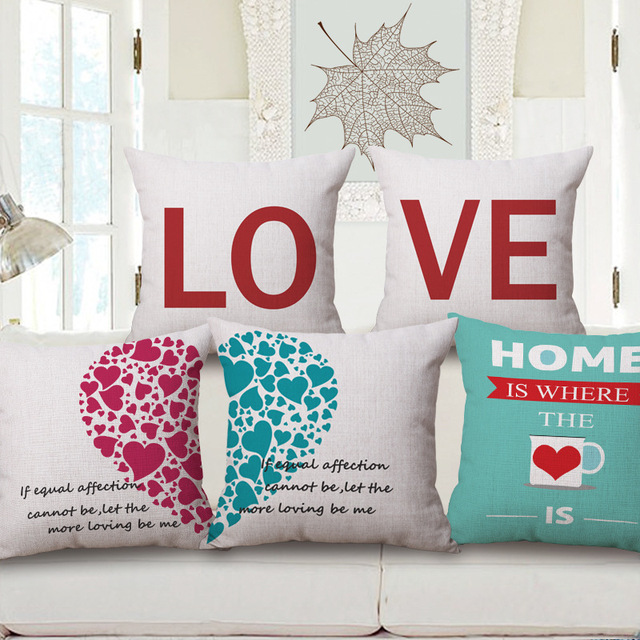 car covers pillow case coussin decoration pillows covers on the sofa coussins love heart designs pillowcase & car covers pillow case coussin decoration pillows covers on the ... pillowsntoast.com