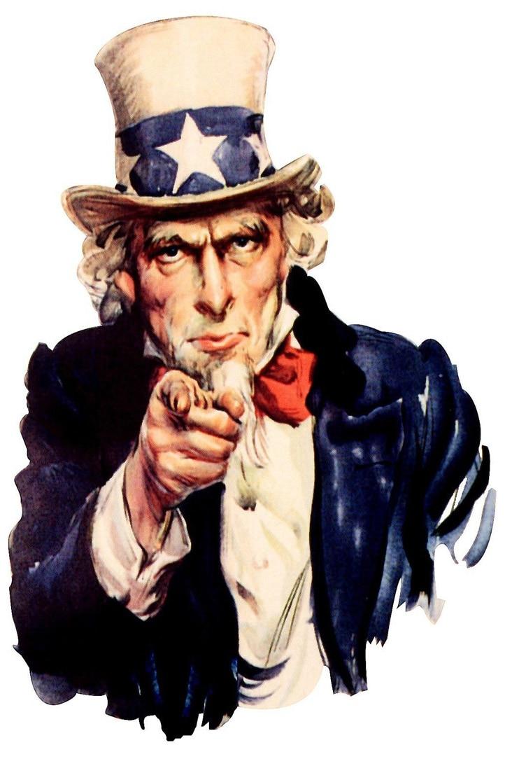 Uncle Sam LA Christian Single Men