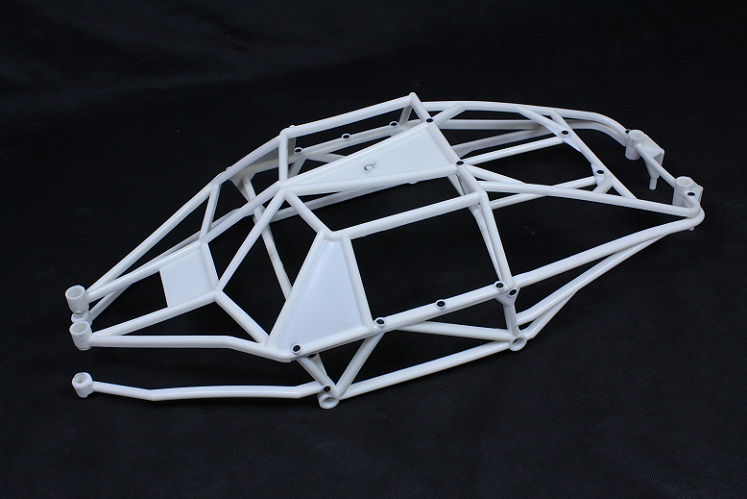 New Rovan Internal Roll Bar Cage Body Protection for Baja HPI 5T 5SC Terminator KM T1000