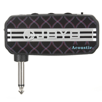 JOYO Acoustic Sound Mini Guitar Amplifier With Earphone Output For Guitar Bass