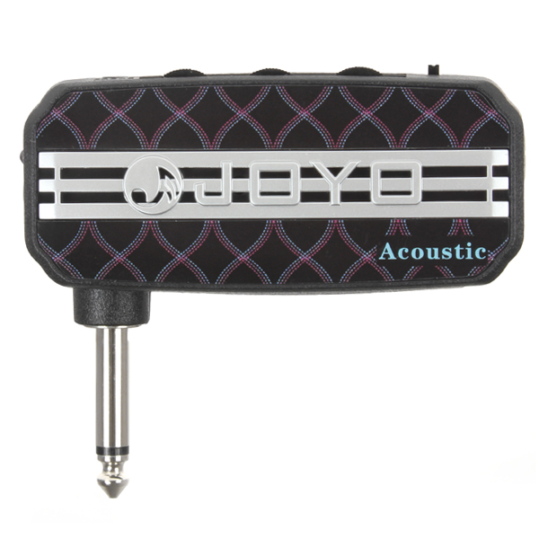 JOYO Acoustic Sound Mini Guitar Amplifier with Earphone Output for  Guitar / Bass joyo ja 03 mini guitar amplifier with metal sound effect
