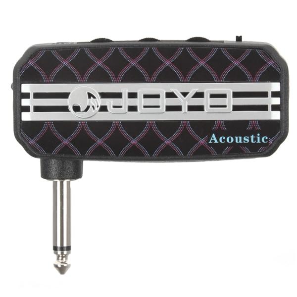 JOYO Acoustic Sound Mini Guitar Amplifier with Earphone Output for  Guitar / Bass стоимость