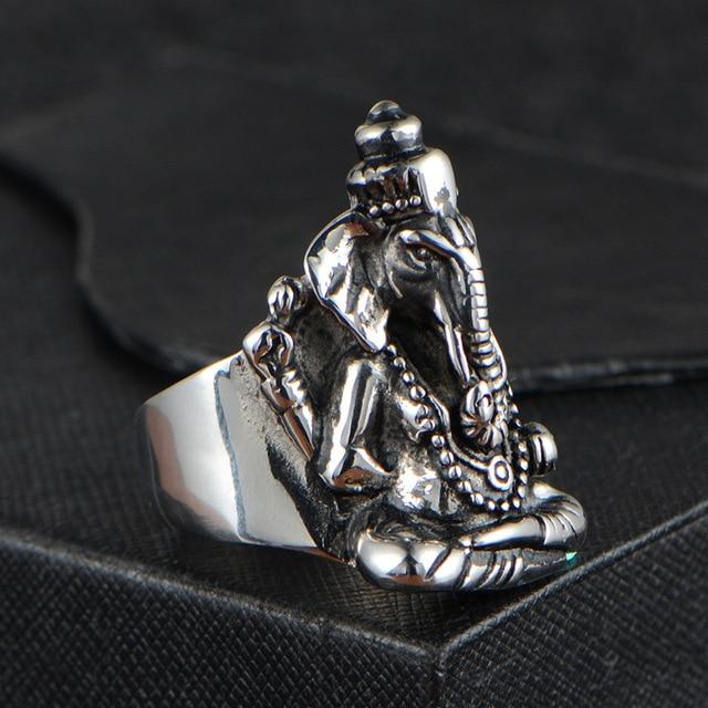 96e0e13541444 الأزياء والمجوهرات الدائري ، اكسسوارات رجالية ، التيتانيوم خواتم ، مثل الله  الدائري ، مجوهرات التيتانيوم
