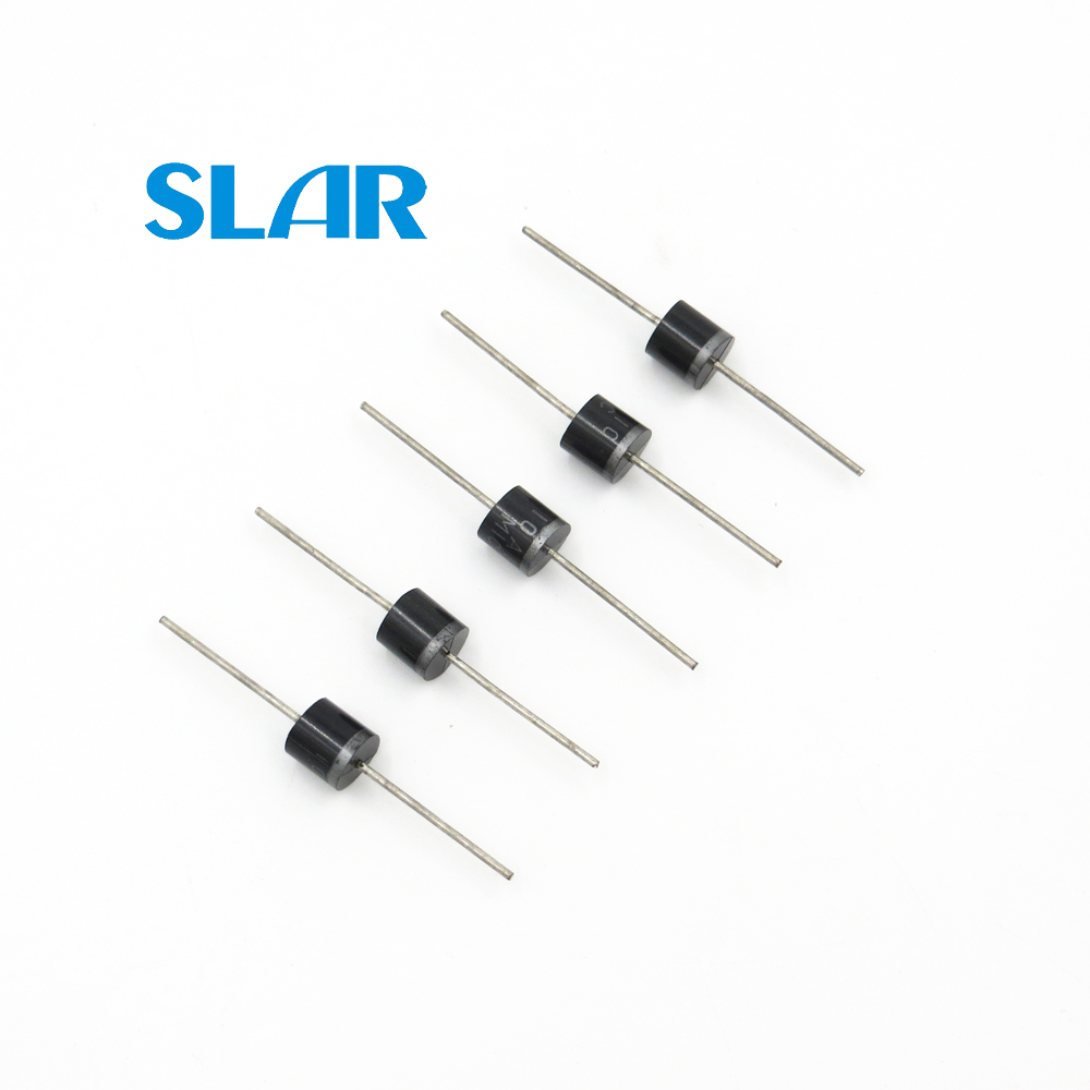 5pcs X 1000V 20/10/6A MIC 6A10 10A10 20A10 Schottky Barrier Diodes Rectifier For Solar Cells Pv Panel DIY 20 10 6 A AMPS