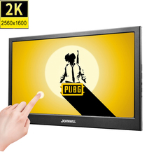 10,1 дюймовый портативный планшетный компьютер дисплей ips 2 K 2560×1600 HDMI сенсорный экран с Micro USB для PS4 xbox CCTV игровой монитор