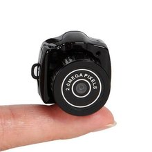Smallest HD Webcam Mini Camera Video Recorder Camcorder DV DVR Y2000 720P Sports Camera