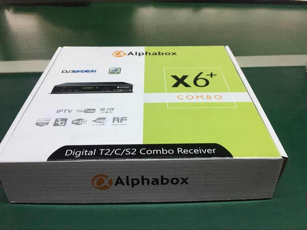 Detail Feedback Questions about newest Alphabox X6+ Combo