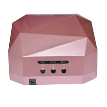 MAGNETIC BOTTOM AUTO SENSOR LED Nail UV Lamp 36W Nail Dryer Manicure Gel Curing Lamp CCFL UV Led Light For Drying All Gel Polish