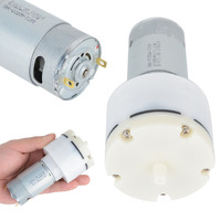 1pc New Micro Vacuum Pump DC 12V High Pressure Diaphragm Air Pump 13L Min 1500m For