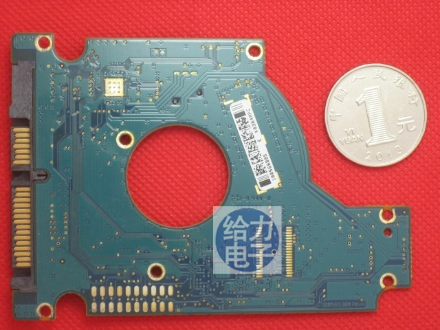 HDD ПЕЧАТНОЙ Платы Контроллера 100565308 REV для Seagate 2.5 дюймов SATA жесткий диск ноутбука