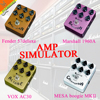 JOYO American Sound Amp Simulator Guitar Effect Pedal Overdrive Stompbox Get The Tone Of 57 Deluxe