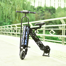 Light weight for long Distance Transportation 2 wheel electric scooter bike foldable hoverboard electric skateboard