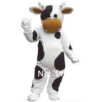 Cow Mascot Costume Custom Fancy Costume Cosplay Mascotte Theme Fancy Dress Carnival Costume MC60219