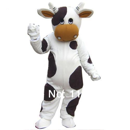 Mascotte vache mascotte costume personnalisé fantaisie costume cosplay mascotte thème fantaisie robe carnaval costume MC60222