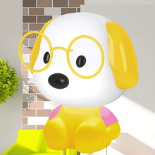 110V/220V Night Lights Cartoon Panda Rabbit Dog Lamps  Bedroom Lamp Sleeping ChristmasDecorative Light for Children цена в Москве и Питере