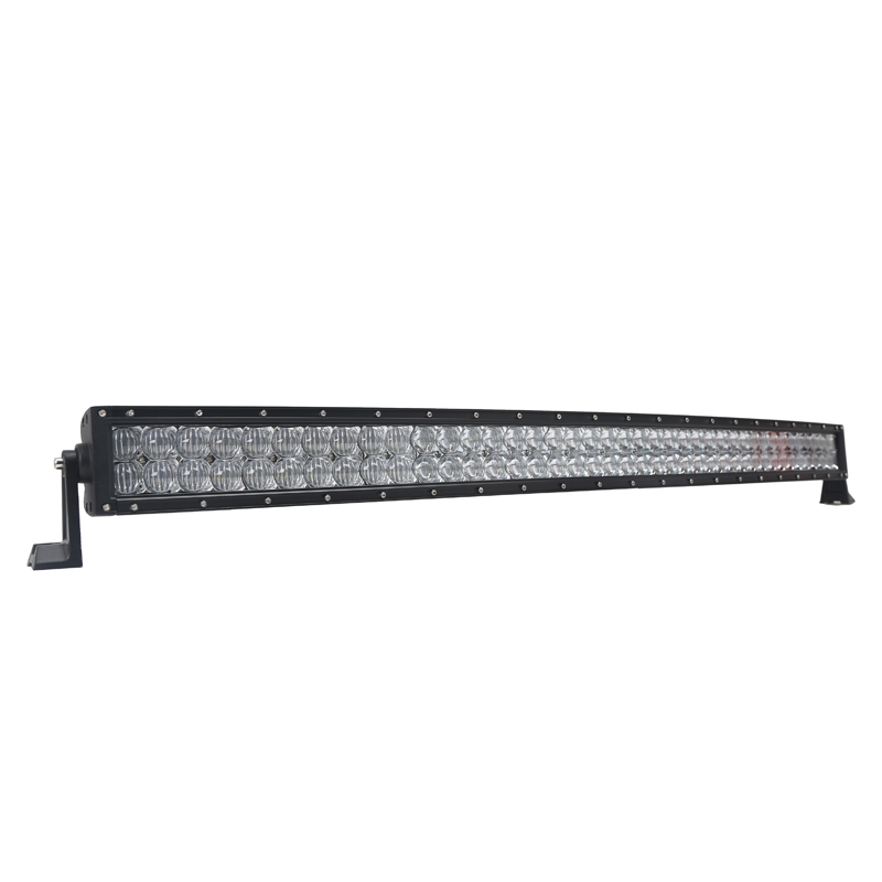 50Inch 288W Led Light Bar 5D Curved 28000LM Combo Beam