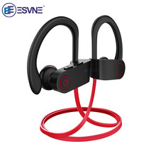 Esvne I7s Tws Wireless Bluetooth Earphone Headset Stereo Earbud Earphone dengan Pengisian Kotak untuk Smart Ponsel Bluetooth Headphone(China)