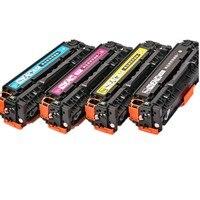 CE410A 410A 305A ใช้งานร่วมกับตลับหมึกสำหรับ HP Laserjet PRO 300 สี M451nw M451dn M451dw MFP M475dn M475dw เครื่องพิมพ์