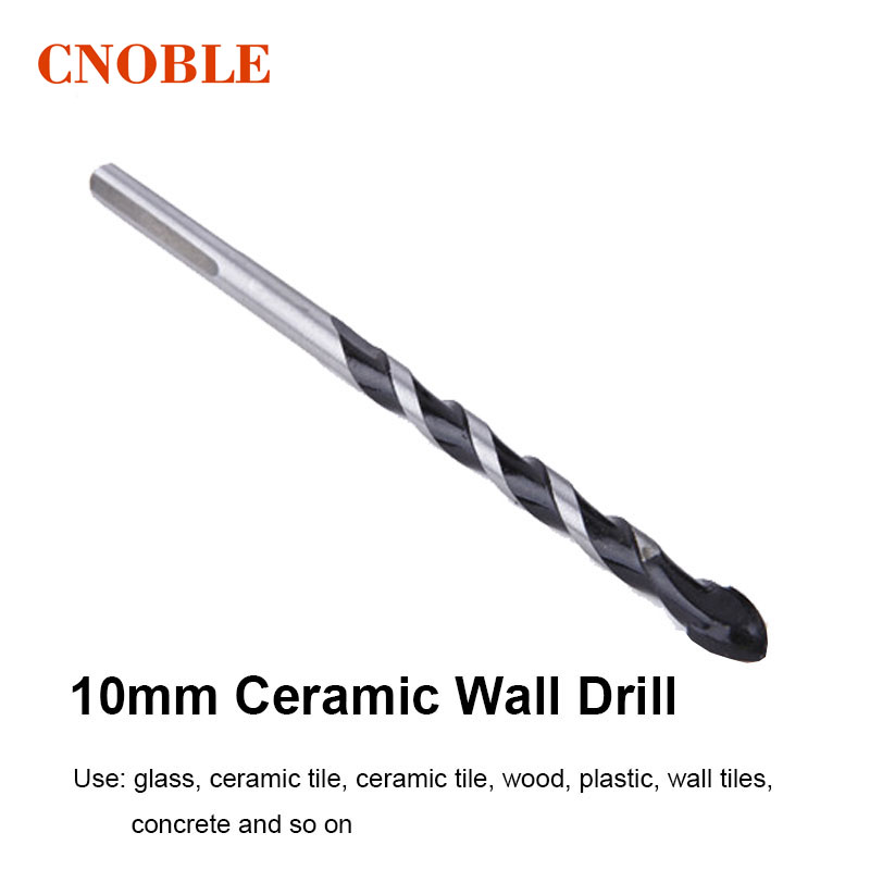 Twist Drill Bit Set Saw Set HSS High Steel Titanium Coated Drill Wood working for Glass Ceramic Plastic Wall Tiles new 50mm concrete cement wall hole saw set with drill bit 200mm rod wrench for power tool