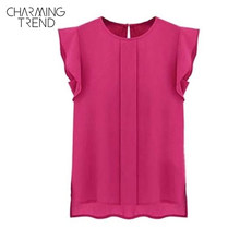Popular Round Neck Plain T Shirt for Women-Buy Cheap Round Neck ...