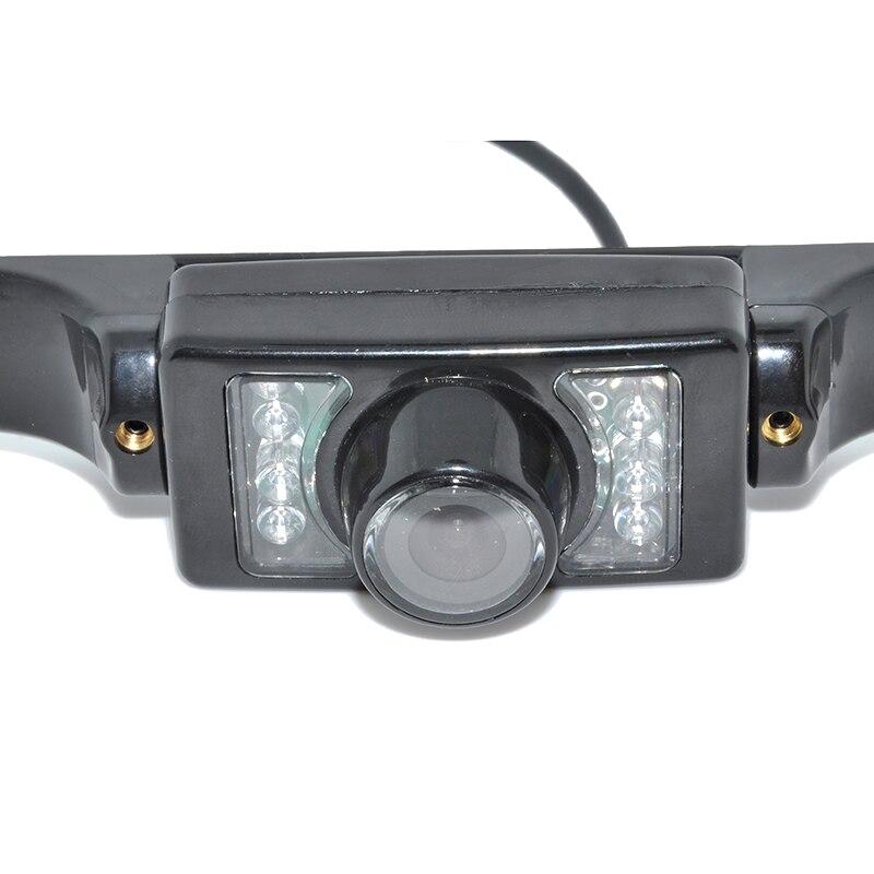 Ունիվերսալ 8 LED ավտոկայանատեղի HD CCD - Ավտոմեքենաների էլեկտրոնիկա - Լուսանկար 3
