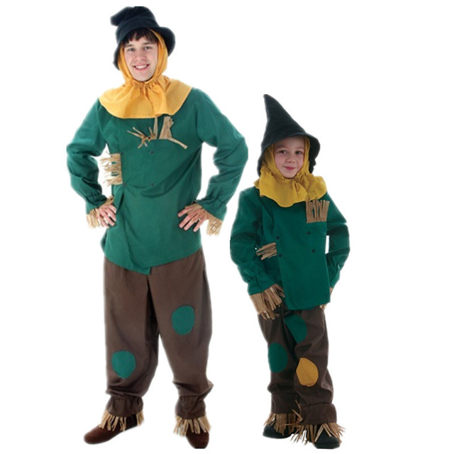 Hot cosplay Halloween cosplay costume Wizard of Oz scarecrow cartoon scarecrow party costume  sc 1 st  AliExpress.com & Hot cosplay Halloween cosplay costume Wizard of Oz scarecrow cartoon ...