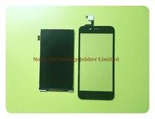 Ограниченное предложение Wyieno черный/белый сенсорный Экран для zte лезвие L4 A460 ЖК-дисплей Экран дисплея монитор + Сенсорный экран планшета Сенсор Панель Замена