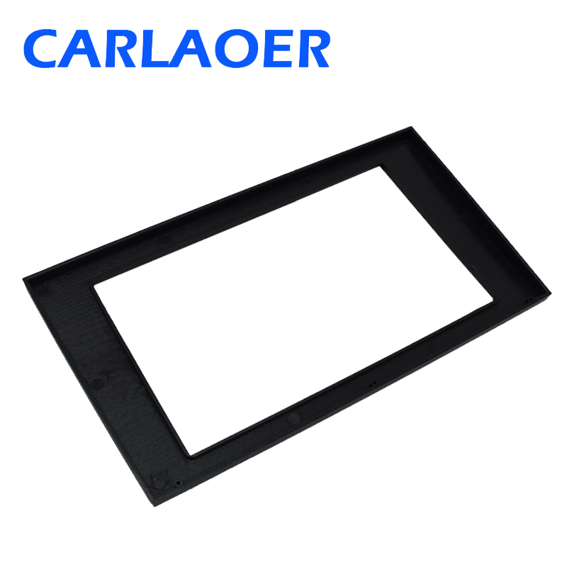 Image 5 - Car 2 DIN Fascia Panel Plate Frame For AUDI A4 (B6) A4(B7)SEAT Exeo Stereo Fascia Dash Trim Installation Frame Kit-in Fascias from Automobiles & Motorcycles