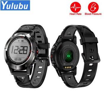 Yulubu New Hot IP68 Waterproof G01 GPS Smart Watch Men Blood Pressure Oxygen Heart Rate Smartwatch Compass Multiple Sport Mode