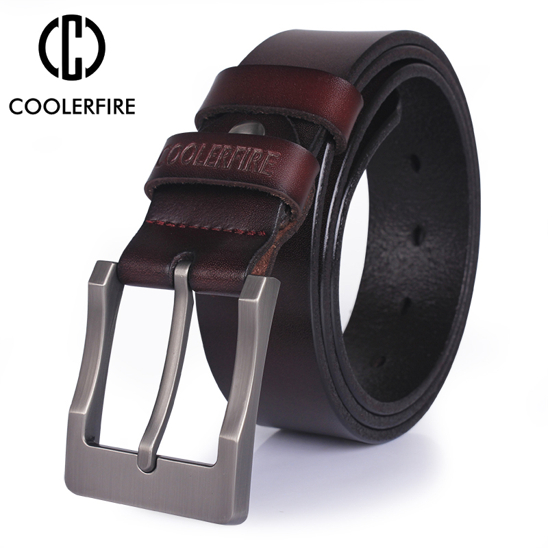 Men's Belt Genuine Leather Belt For Men Designer Belts Men High Quality Fashion Luxury Brand Wide Belts Cowboy Free Shipping